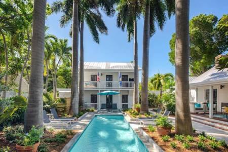 Villa Luxe Key West Rental