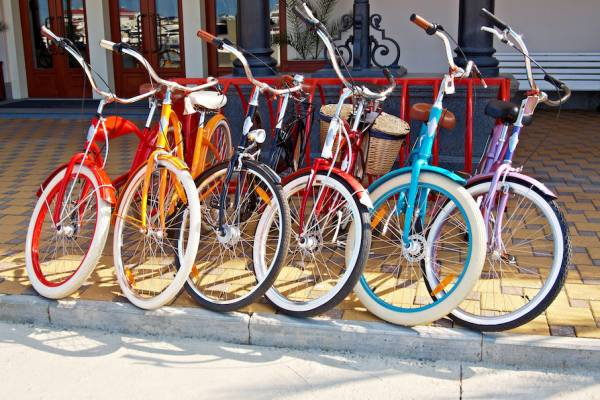 bike rentals key west