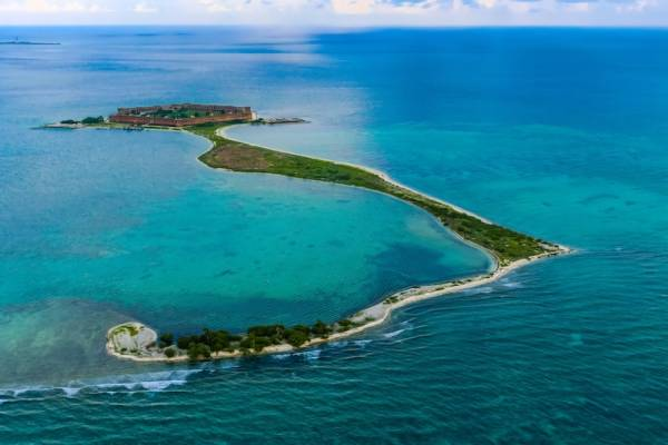 Dry Tortugas & Fort Jefferson