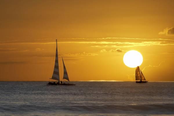 Sunset Cruise Key West Florida