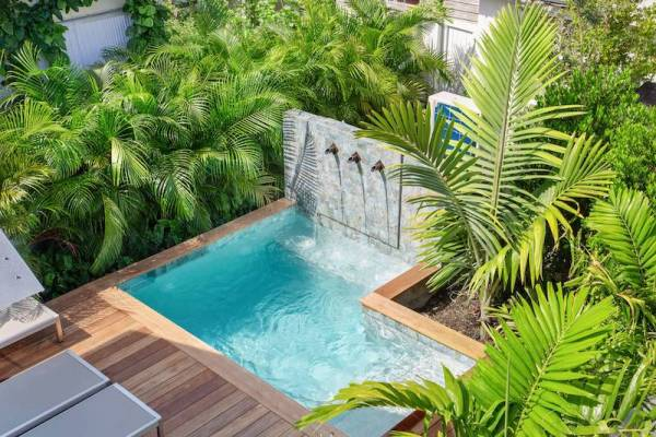 Truman Suite Pool Key West Rental