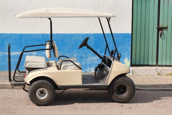Golf Cart Rental in Key West