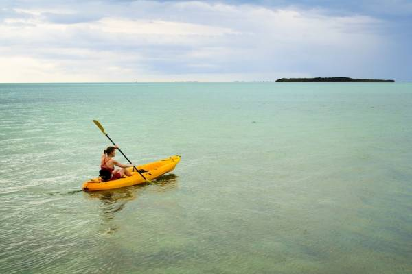 Sea Kayaking Key West