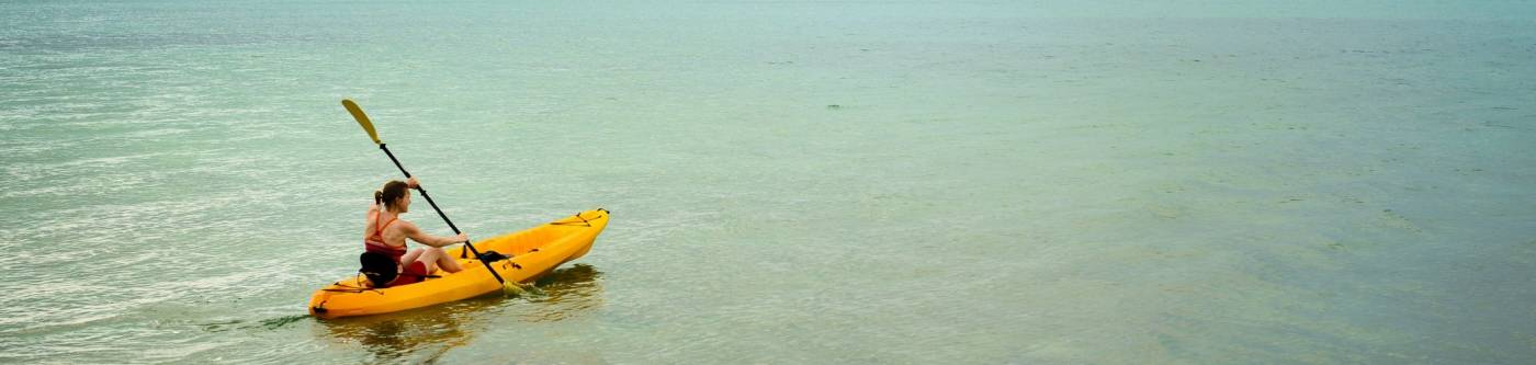 Sea Kayaking Florida Keys