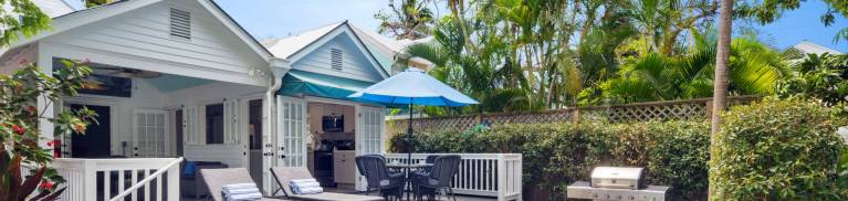 five reasons to book a Historic Key West Vacation Rental